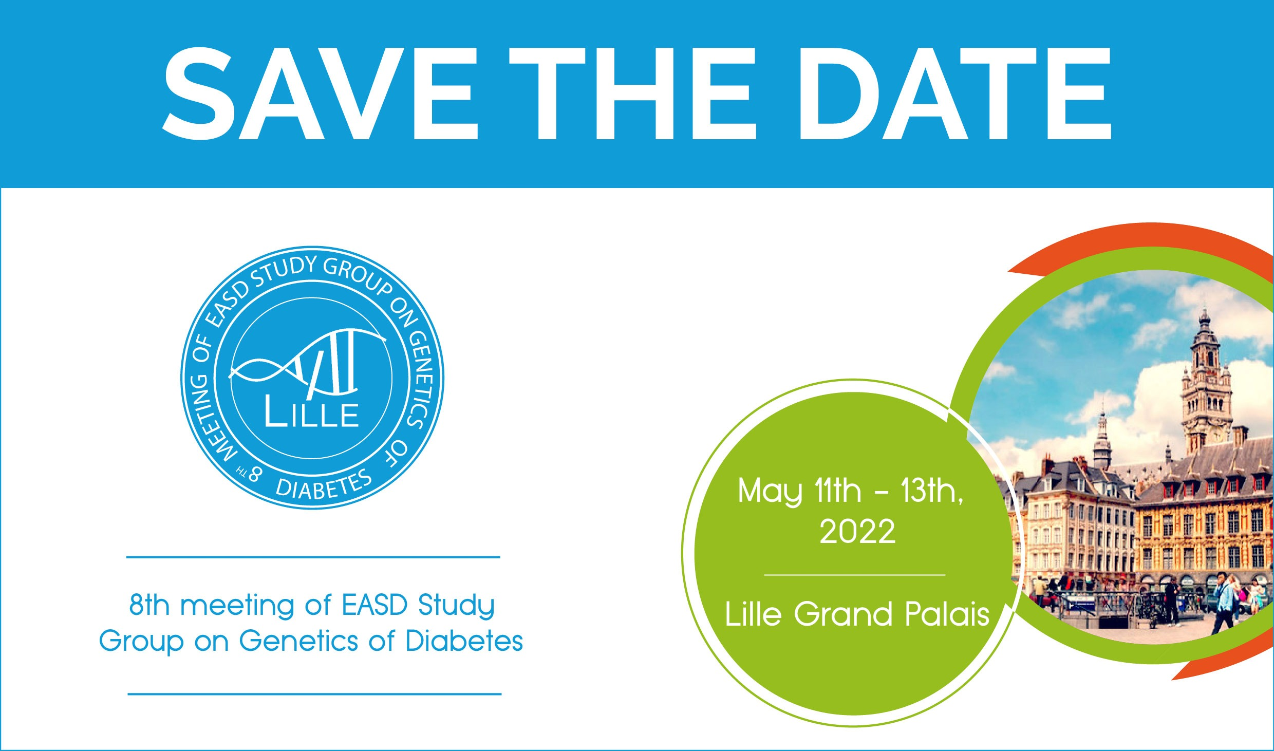 8th Meeting of EASD Study Group on Genetics of Diabetes
