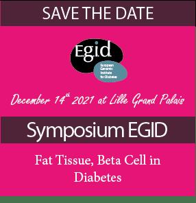 Save the Date Symposium EGID 2021